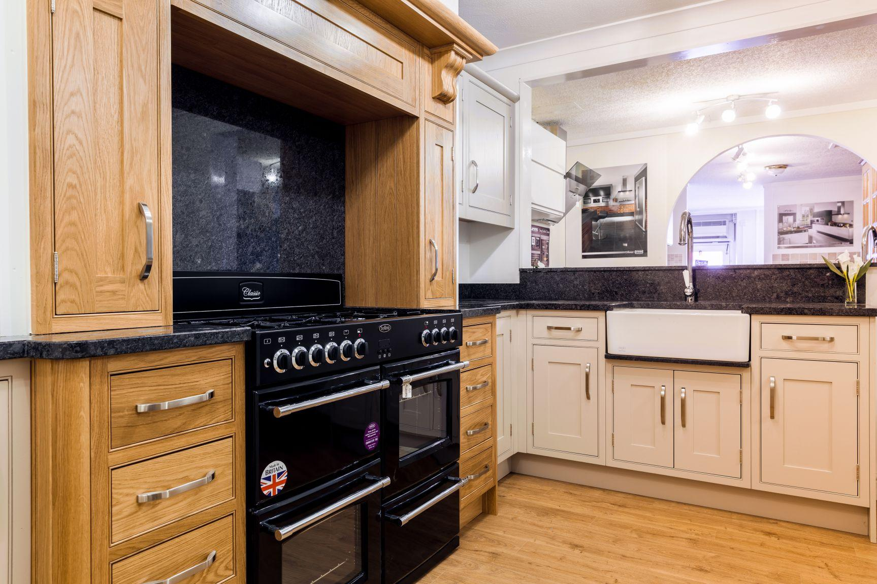 Bettinsons kitchens leicester consider kitchen triangles for Perfect kitchen triangle