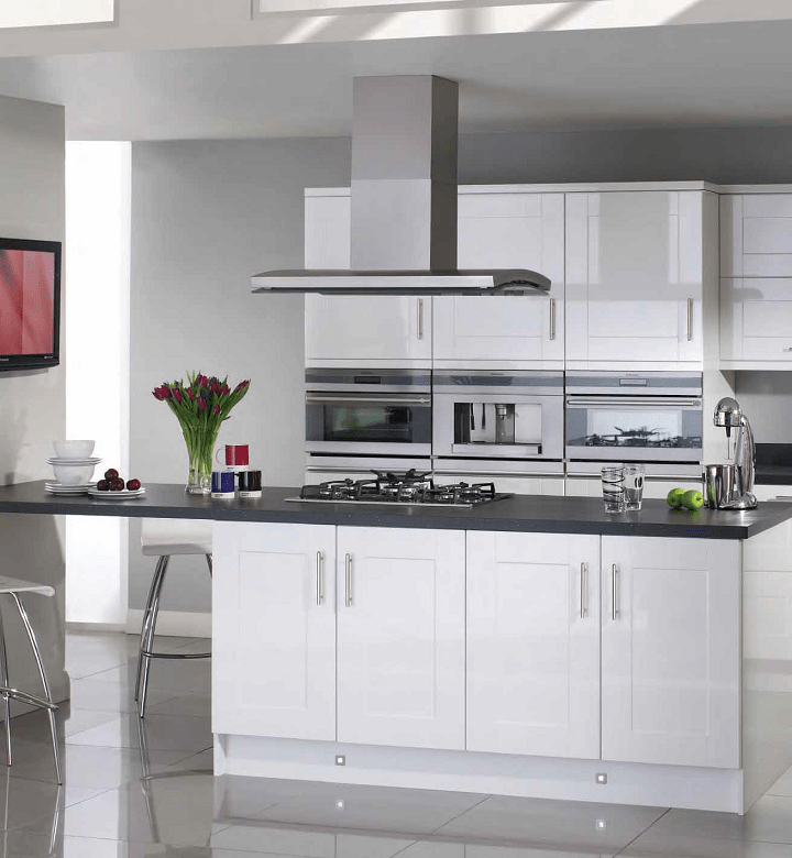 Bettinsons shaker style kitchens both contemporary and for Contemporary shaker style kitchen
