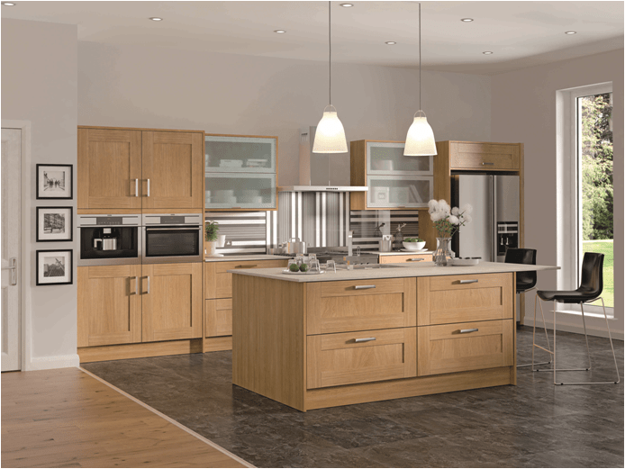 Bettinsons Shaker Style Kitchens Traditional