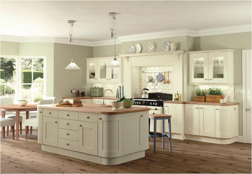 The Ever Versatile and Timeless Shaker Kitchen Design