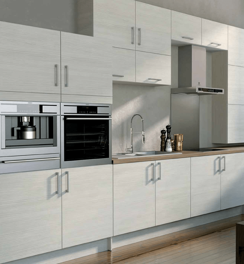 Eye Catching Modern Kitchens at Bettinsons Kitchens Leicester Hacienda Design